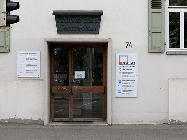 Diakonische Bezirksstelle Kirchheim