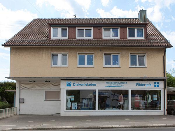 Diakonie- und Tafelladen Leinfelden-Echterdingen
